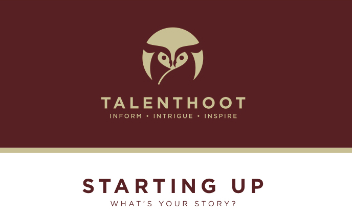 Talenthoot: Starting Up What's Your Story