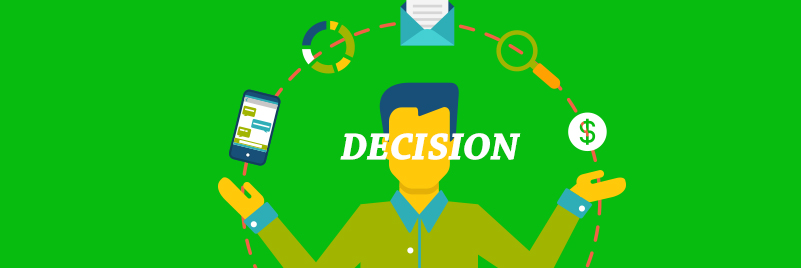 Content Strategy on Buyer Journey Decision