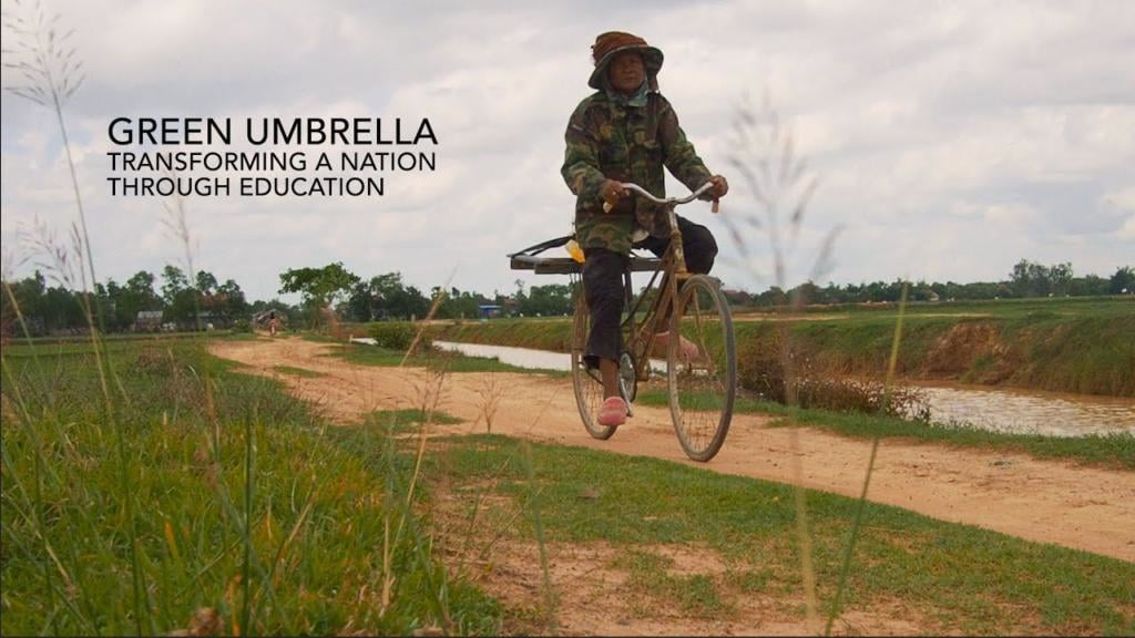 Green Umbrella: Transforming a Nation through Education