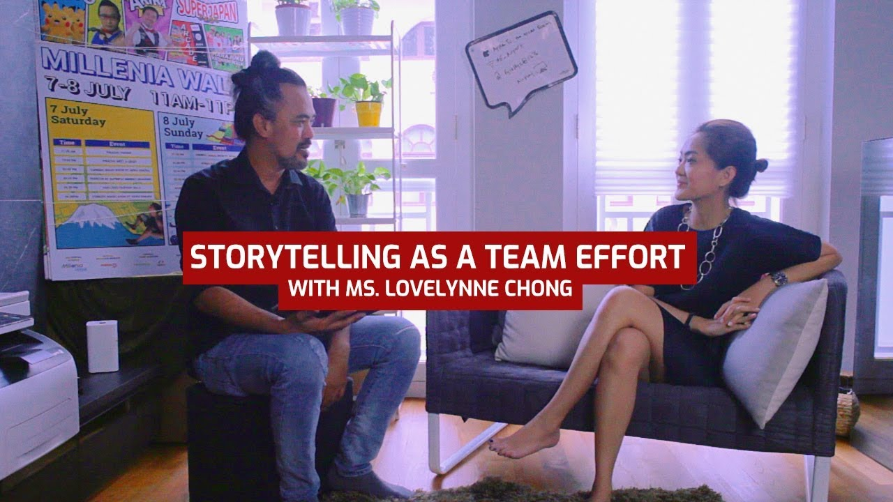 Storytelling Classroom #8: Storytelling as a Team Effort