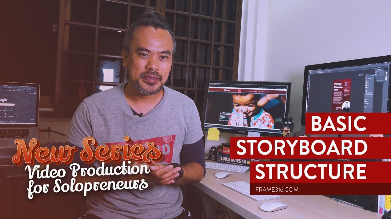 Video Production for SMEs: Part 2 Basic Storyboard Structure