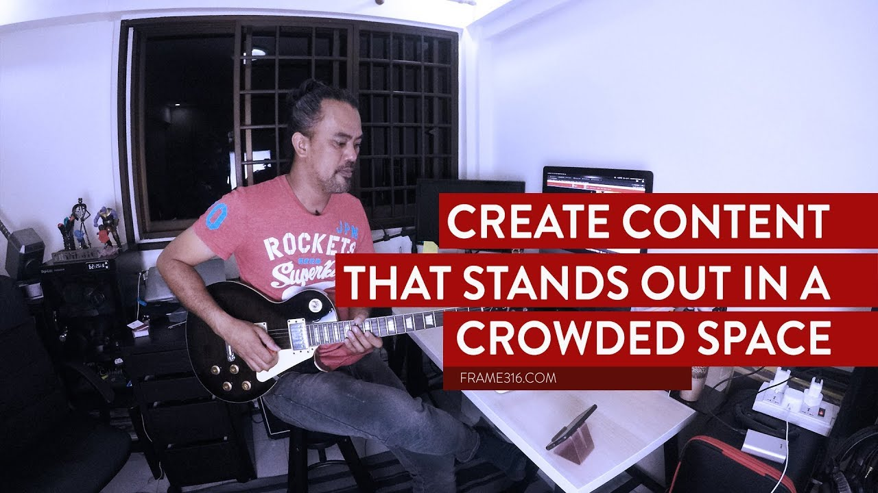 Create Content That Stands Out in a Crowded Space