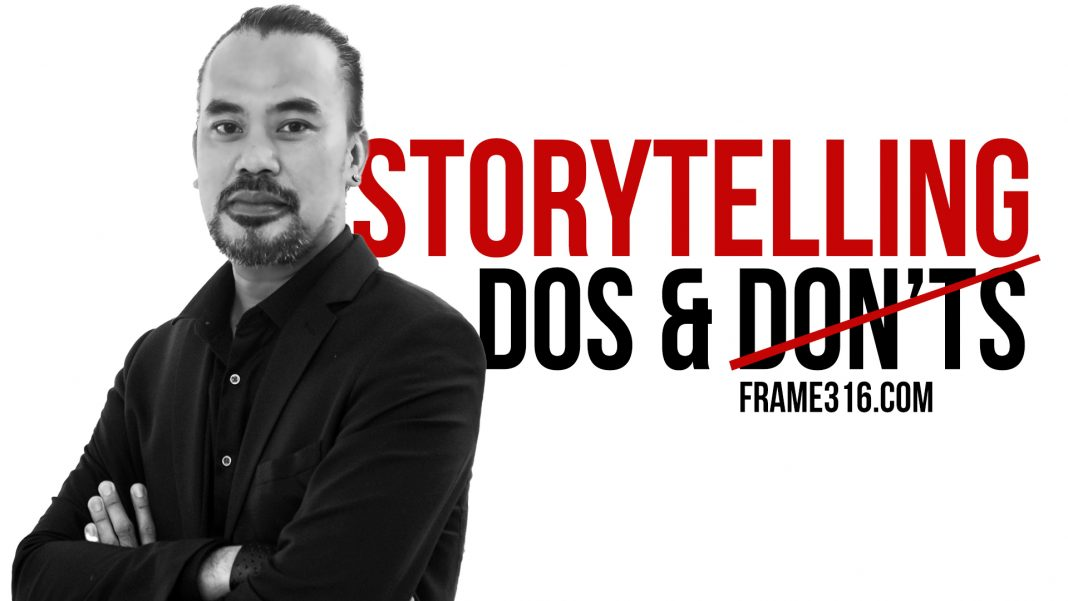 Storytelling Dos and Don'ts for Beginners